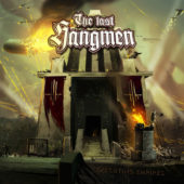The Last Hangmen - Executing Empires - CD-Cover
