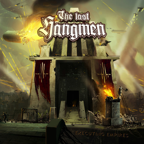 The Last Hangmen - Executing Empires - Cover