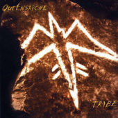 Queensryche - Tribe - CD-Cover