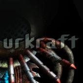 Urkraft - Eternal Cosmic Slaughter - CD-Cover