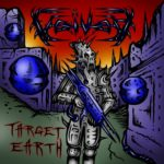 Cover - Voivod – Target Earth