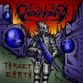 Voivod - Target Earth - CD-Cover
