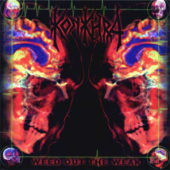 Konkhra - Weed Out The Weak - CD-Cover