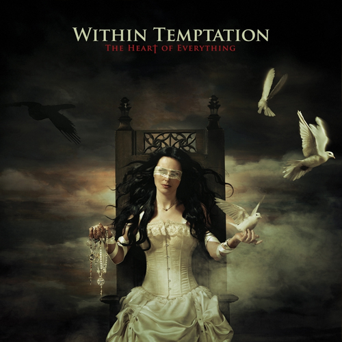 Within Temptation - The Heart Of Everything - Cover