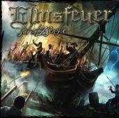 Elmsfeuer - Schatzsuche - CD-Cover