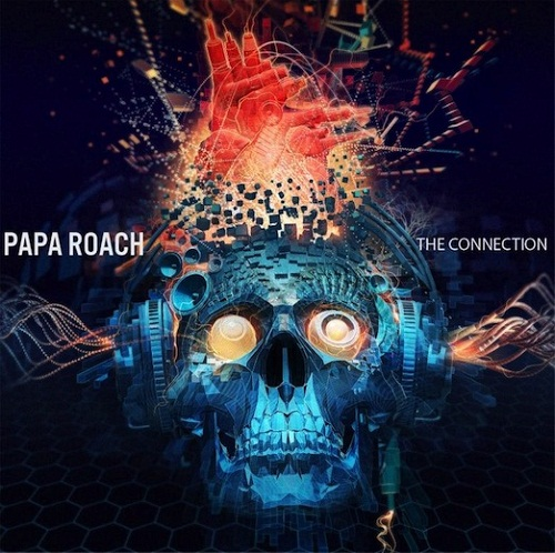 Papa Roach - The Connection (Tour Edition) - Cover