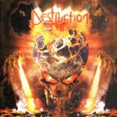 Destruction - The Antichrist - CD-Cover