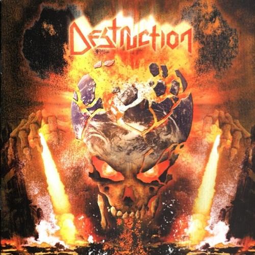 Destruction - The Antichrist - Cover