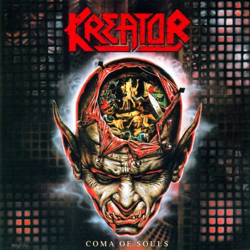 Kreator - Coma Of Souls - Cover