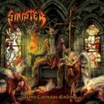 Cover - Sinister – The Carnage Ending