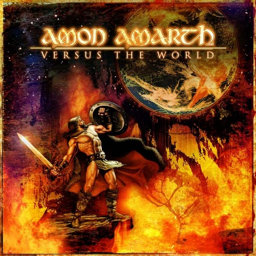 Amon Amarth - Versus The World - Cover