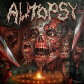 Autopsy - The Headless Ritual - CD-Cover