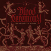 Blood Ceremony - The Eldritch Dark - CD-Cover