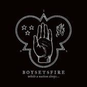Boysetsfire - While A Nation Sleeps... - CD-Cover