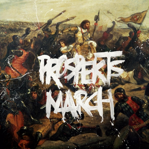 Coldplay - Prospekt's March (EP) - Cover