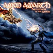 Amon Amarth - Deceiver Of The Gods - CD-Cover