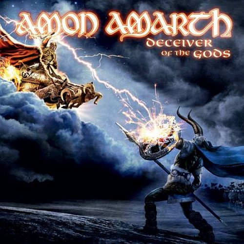Amon Amarth - Deceiver Of The Gods - Cover