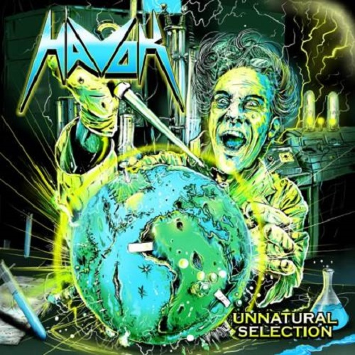 Havok - Unnatural Selection - Cover