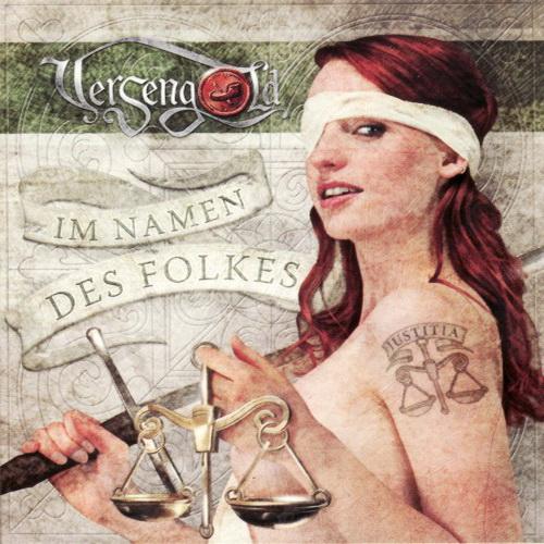 Versengold - Im Namen des Folkes - Cover