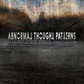 Abnormal Thought Patterns - Manipulations Under Anesthesia - CD-Cover