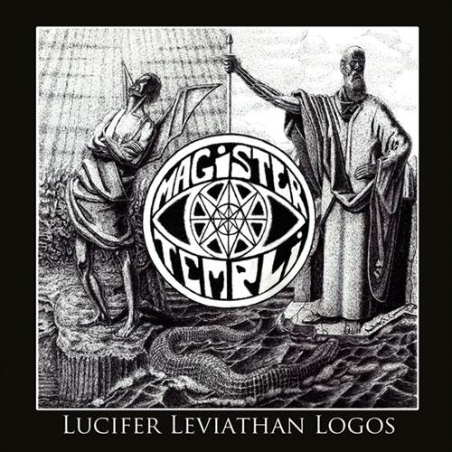 Magister Templi - Lucifer Leviathan Logos - Cover