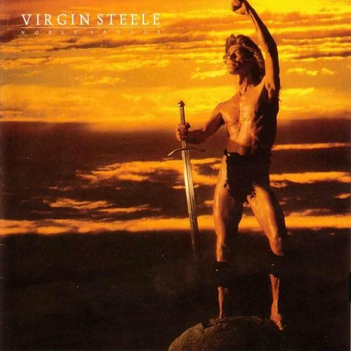 Virgin Steele - Noble Savage  - Cover