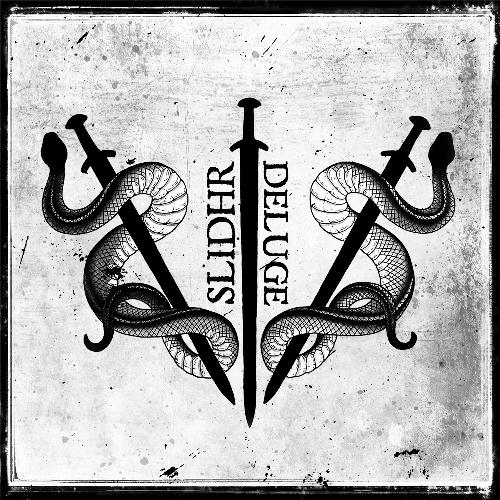 Slidhr - Deluge - Cover