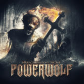 Powerwolf - Preachers Of The Night - CD-Cover