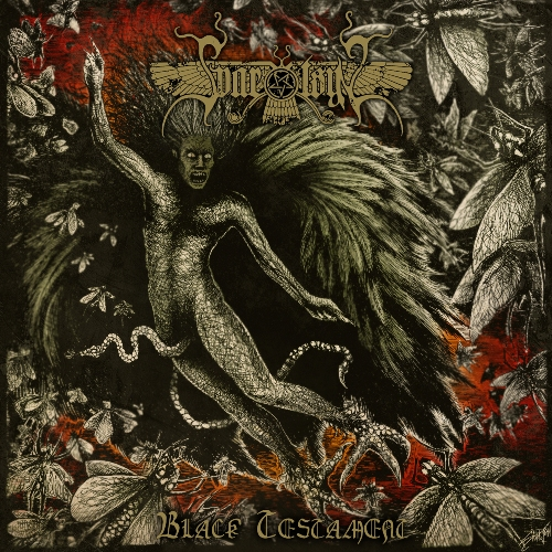 Svartsyn - Black Testament - Cover