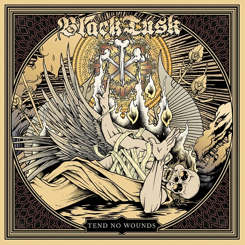 Black Tusk - Tend No Wounds (EP) - Cover