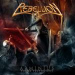 Cover - Rebellion – Arminius: Furor Teutonicus