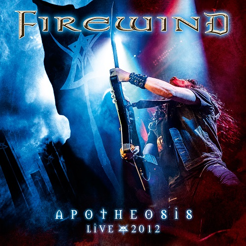 Firewind - Apotheosis – Live 2012 - Cover