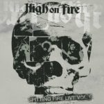 Cover - High On Fire – Spitting Fire Live Vol.1 & Vol. 2