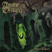 Alpha & Omega - No Rest No Peace - CD-Cover