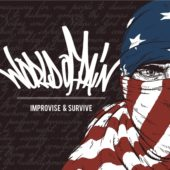 World Of Pain - Improvise & Survive - CD-Cover