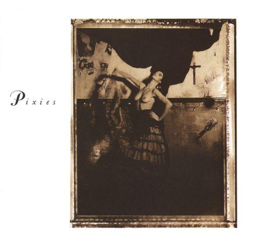 Pixies - Surfer Rosa - Cover