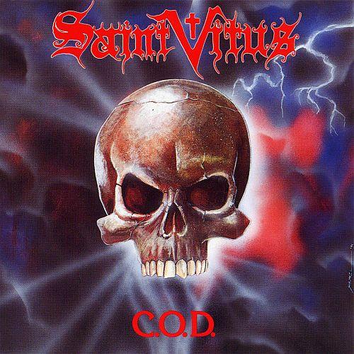 Saint Vitus - C.O.D. (Re-Release) - Cover
