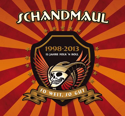 Schandmaul - So weit - So gut (Best Of 15 Jahre) - Cover