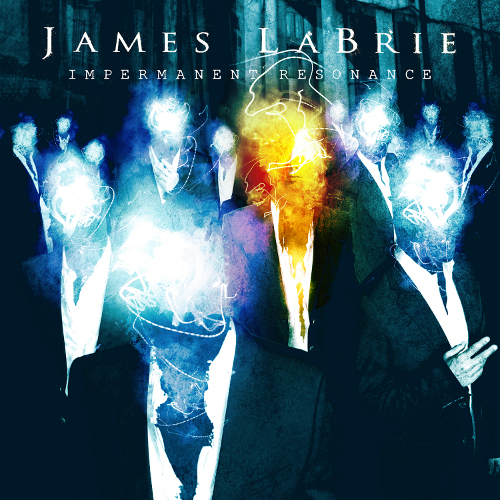James LaBrie - Impermanent Resonance - Cover