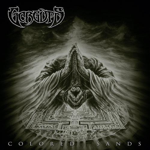 Gorguts - Colored Sands - Cover