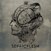 Septicflesh - Esoptron (Re-Release) - CD-Cover