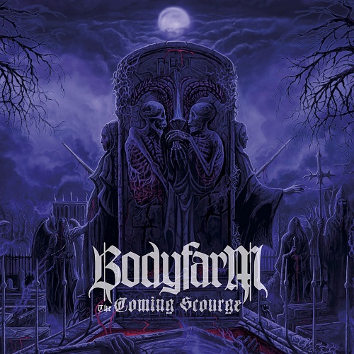 Bodyfarm - The Coming Scourge - Cover