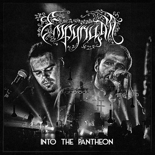 Empyrium - Into The Pantheon - Cover