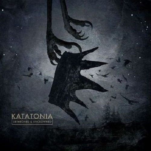 Katatonia - Dethroned & Uncrowned - Cover