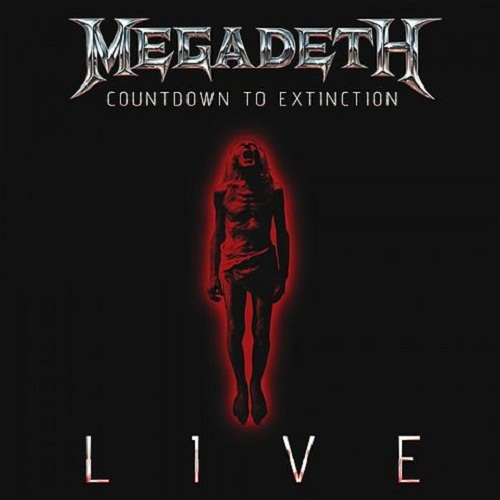Megadeth - Countdown To Extinction Live - Cover