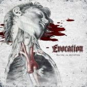 Evocation - Excised And Anatomised (EP) - CD-Cover