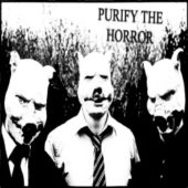 Purify The Horror - Untitled (EP) - CD-Cover