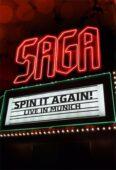 Saga - Spin It Again (Live In Munich) - CD-Cover