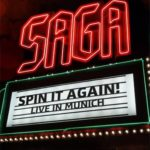 Cover - Saga – Spin It Again (Live In Munich)