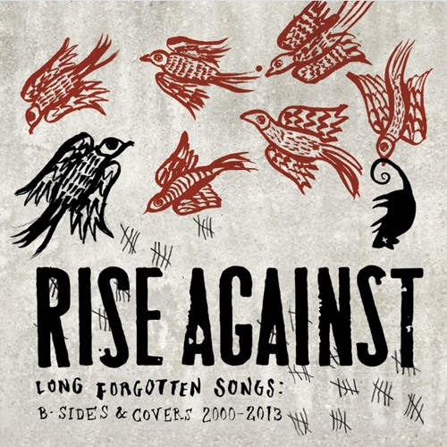 Rise Against - Long Forgotten Songs: B-Sides & Covers 2000-2013 - Cover